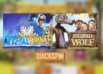 Bonus de Cheri Casino sur deux jeux de quickspin